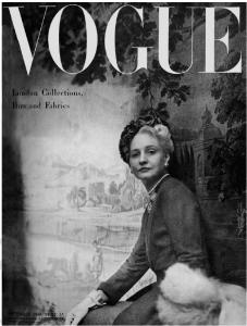 Mrs. Exeter, portada de 1959